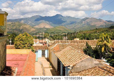 Mountains, Trinidad, Cuba