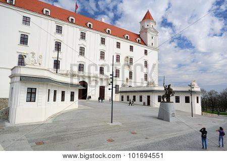 Bratislava Castle III