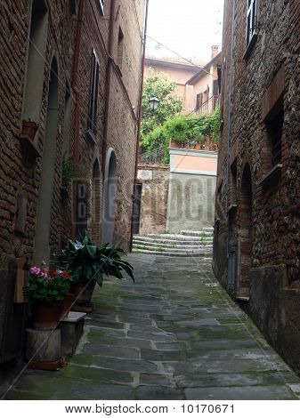 Chiusi - one of the most ancient Etruscan towns in Tuscany