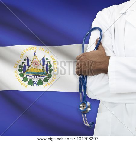 Concept Of National Healthcare System - El Salvador