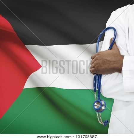 Concept Of National Healthcare System - Palestine