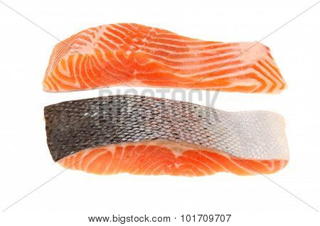 Sea Trout Fillets