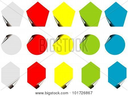 Collection Of Geometric Shapes