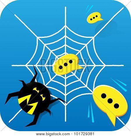 Spam Messages Spider