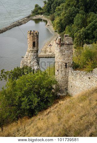 Devin Castle, Slovakia