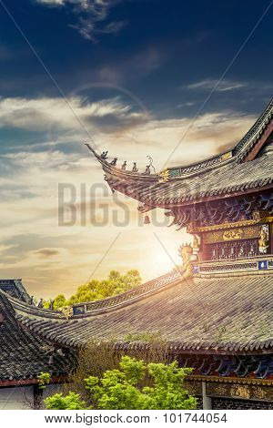 China classical architecture