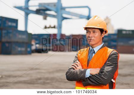 Seaport Control