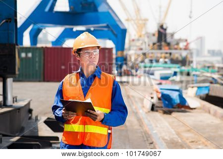 Port Superintendent
