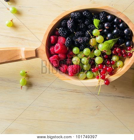 Tasty Summer Berries
