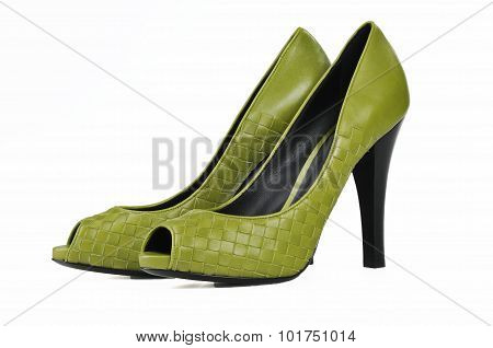 Pair Of Dress Women Shoes