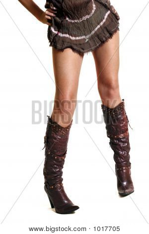 Fashionable Boots