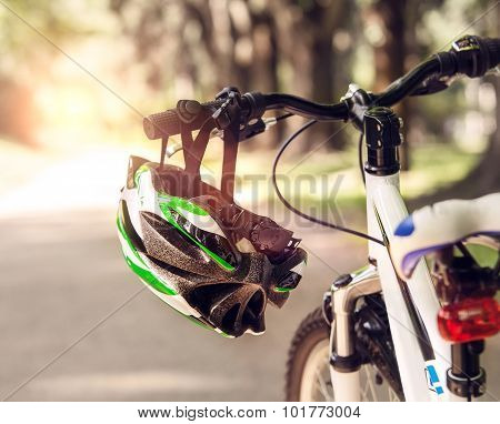 Safe Bicycle Helmet