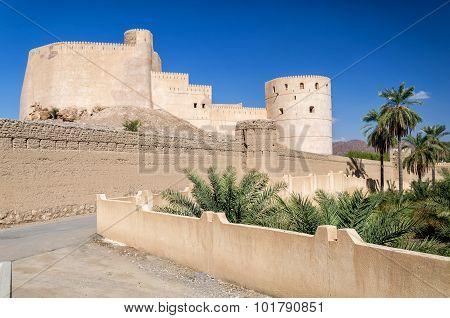 Al-rustaq Fort, Sultanate Of Oman