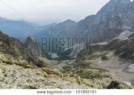 Valley - Dolina Zielona Kiezmarska (dolina Zeleneho Plesa)
