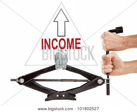 Increasing Income