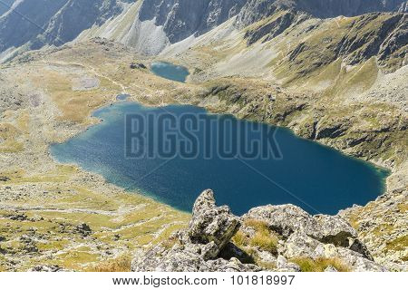 Ponds In The Valleys