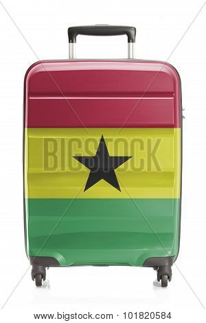 Suitcase With National Flag Series - Ghana