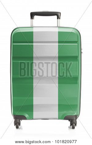 Suitcase With National Flag Series - Nigeria