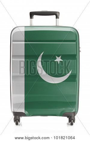 Suitcase With National Flag Series - Pakistan
