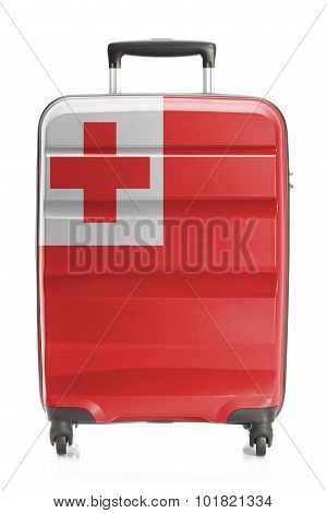 Suitcase With National Flag Series - Tonga