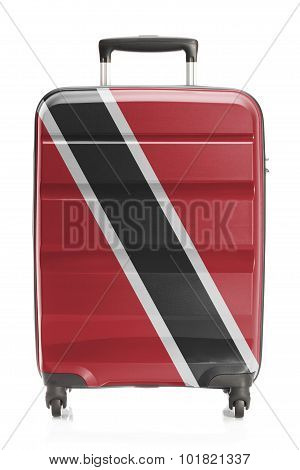 Suitcase With National Flag Series - Trinidad And Tobago