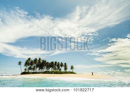 The island man