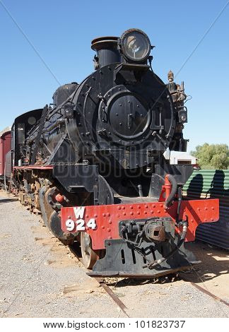 Old Ghan Railway, Australia