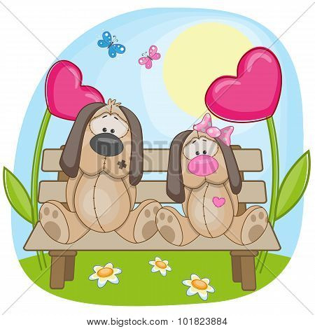 Lovers Dogs