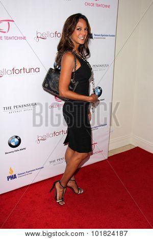 LOS ANGELES - SEP 15:  Eva La Rue at the