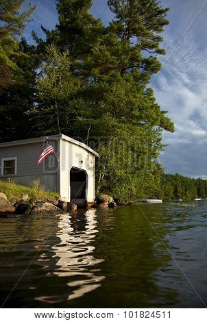 Classic Boat House