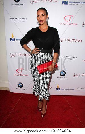 LOS ANGELES - SEP 15:  Shamicka Lawrence at the