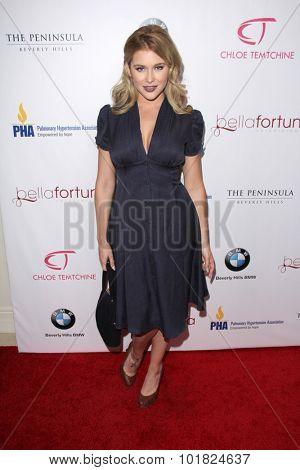 LOS ANGELES - SEP 15:  Renee Olstead at the