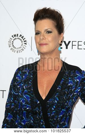 LOS ANGELES - SEP 12:  Marcia Gay Harden at the PaleyFest 2015 Fall TV Preview - CBS Code Black at the Paley Center For Media on September 12, 2015 in Beverly Hills, CA