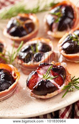 Baked Figs.