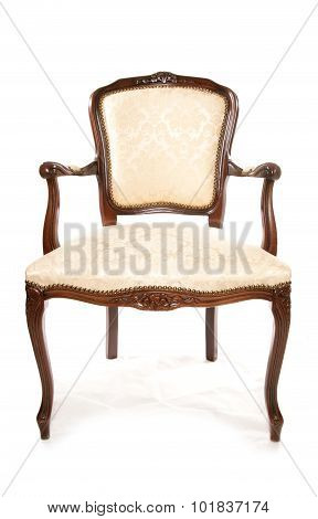 Ornate Dressing Table Chair