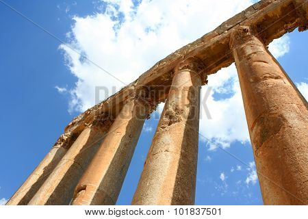 Baalbek, Lebanon, Middle East