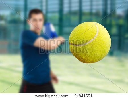 Paddle Tennis Ball