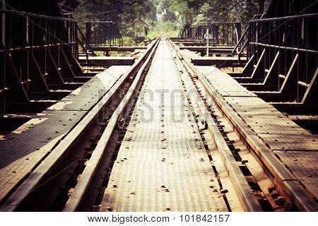 Vintage Railroad Bridge