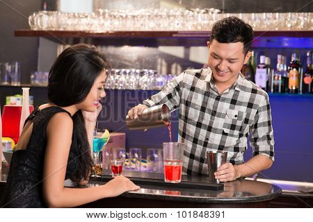 Drink Mixing