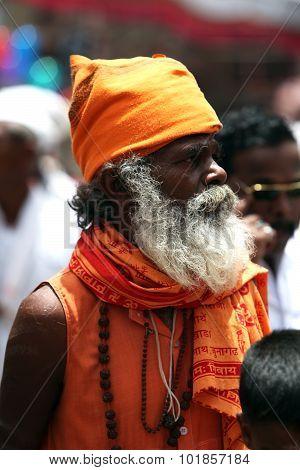 Elderly Pilgrim