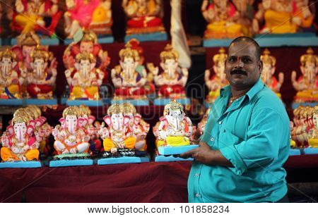 Ganesha Seller