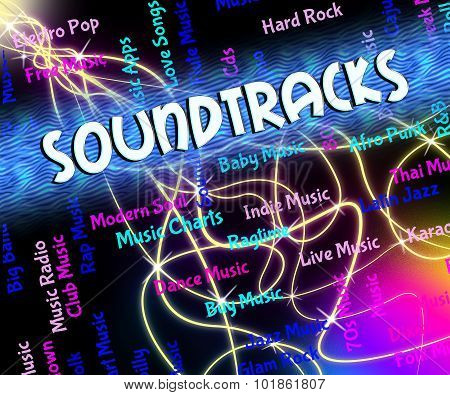 Soundtracks Music Shows Video Game And Melodies