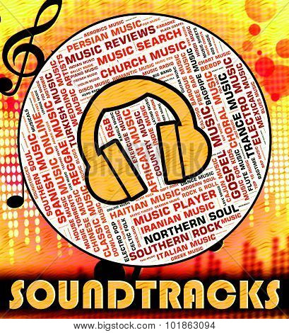 Soundtracks Music Means Motion Picture And Book