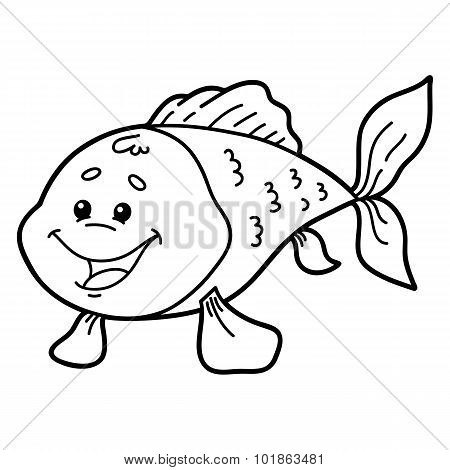 Cute fish.