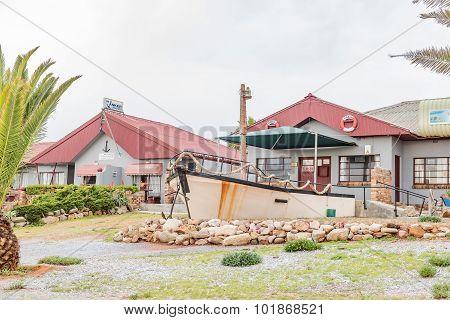 Restaurant And Guest House In Doornbaai