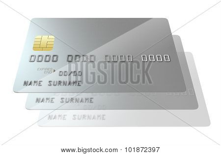 Bank Credit Card Blank