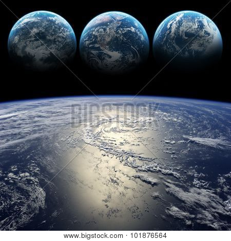 Hight quality Earth images