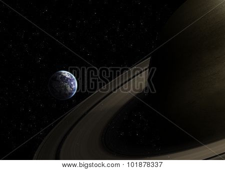 Hight quality solar system planets