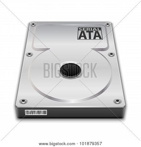 Vector Hard Disk Drive
