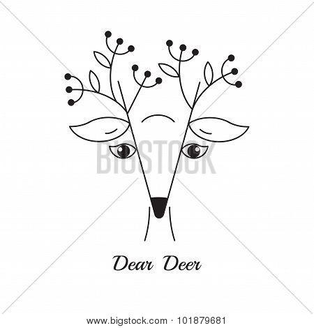 Deer naive logo